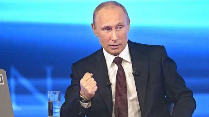 بوتين: هناك ظروف لتسوية صارمة وطويلة الأمد في سوريا