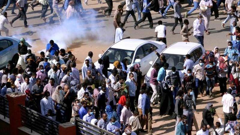 السودان: حزب الأمة ينسحب من الحكومة بسبب الاحتجاجات
