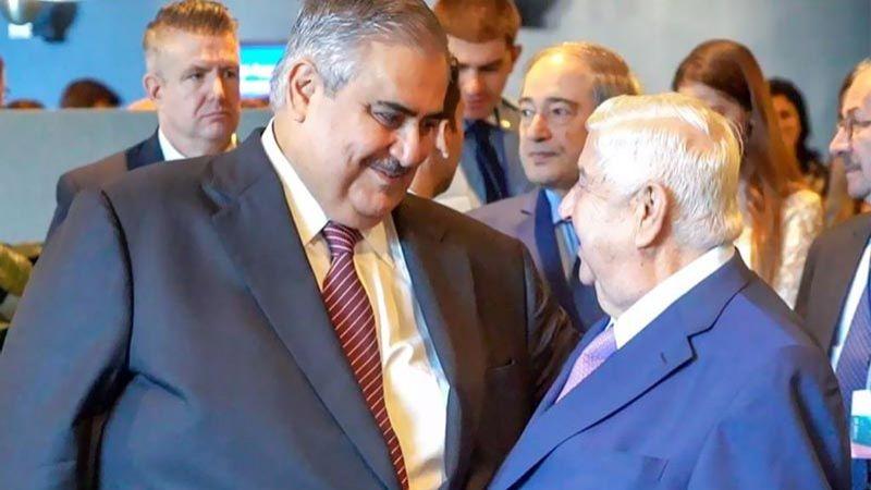 بعد الامارات.. البحرين تعلن استمرار عمل سفارتها في دمشق