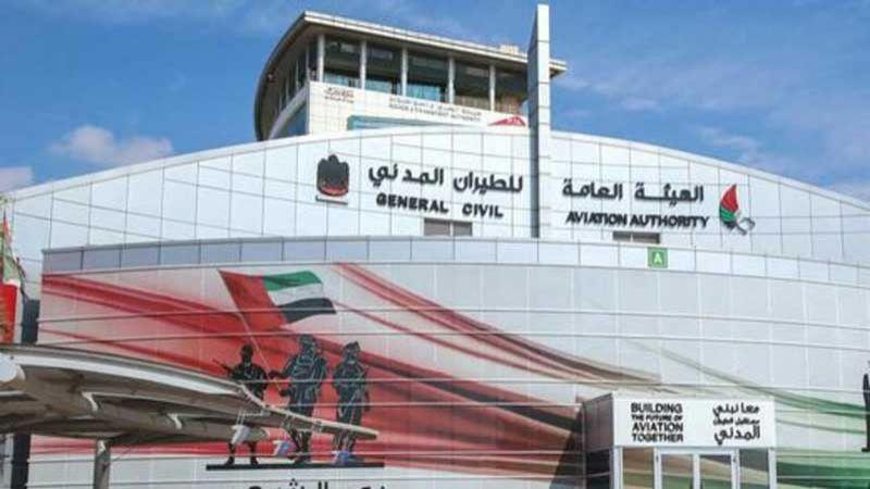 هيئة الطيران المدني الإماراتية تدرس استئناف الرحلات إلى دمشق