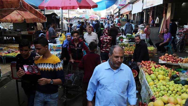خسائر اقتصادية تجاوزت 300 مليون دولار في غزة خلال العام الجاري