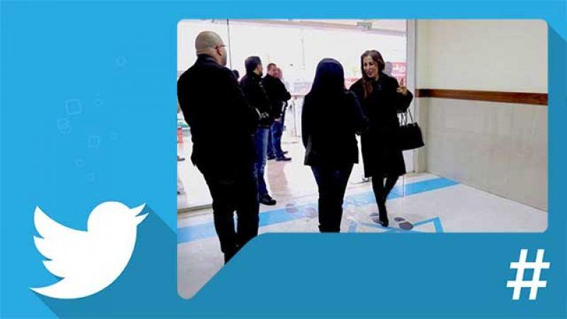 وزيرة أردنية تغضب كيان العدو.. ودعم لها على مواقع التواصل