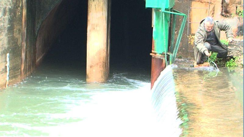 بالفيديو: مياه عين الزرقاء تعود نظيفةً إلى مجاريها