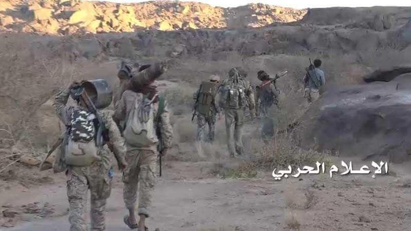 الجيش اليمني واللجان الشعبية يوجّهون ضربات موجعة لقوى العدوان السعودي