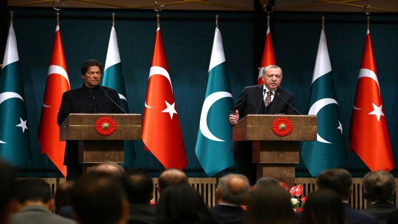 أردوغان يعلن عن قمة بين تركيا وباكستان وأفغانستان في إسطنبول