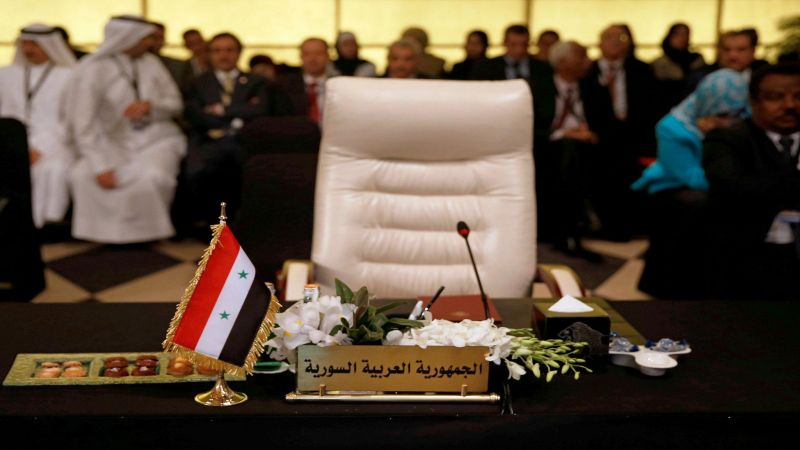 """""""الأهرام العربي"""": عودة سوريا الى الجامعة العربية مسألة وقت"""