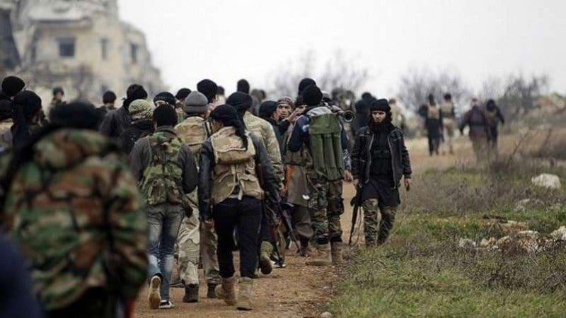 """""""النصرة"""" تسيطر على مدينة الأتارب بعد طرد الفصائل المسلحة الى عفرين"""