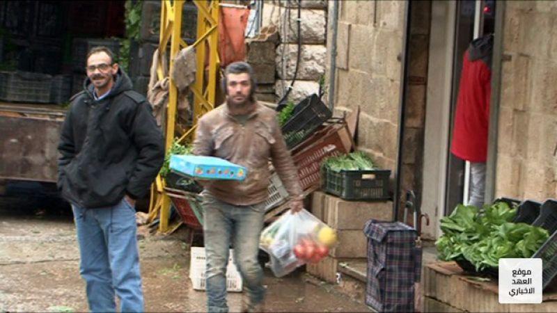 بالفيديو: هكذا استعدّ البقاع الغربي للعاصفة نورما