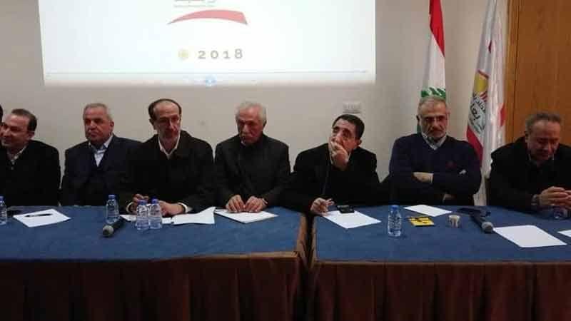 تكتل بعلبك الهرمل يطرح خططه الإنمائية مع بلديات المنطقة