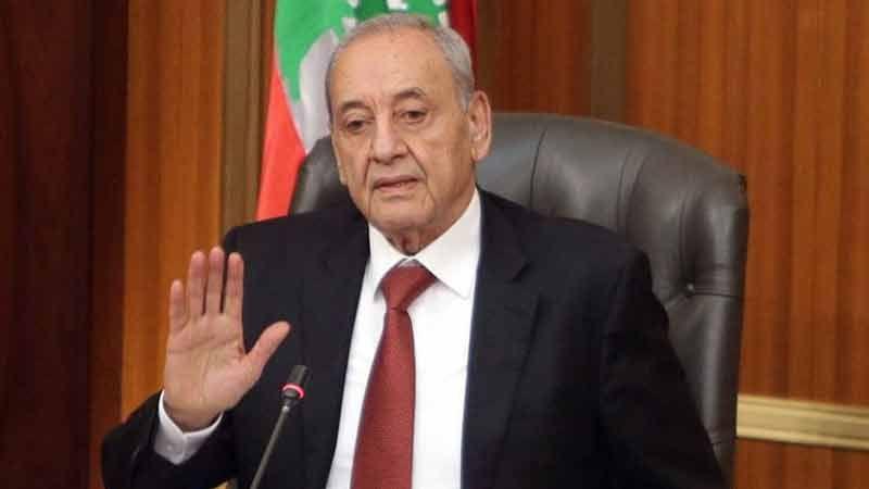 الرئيس بري: سأقاطع أيّ اجتماع لا تحضره سوريا ولا عذر لعدم دعوتها الى القمة الاقتصادية