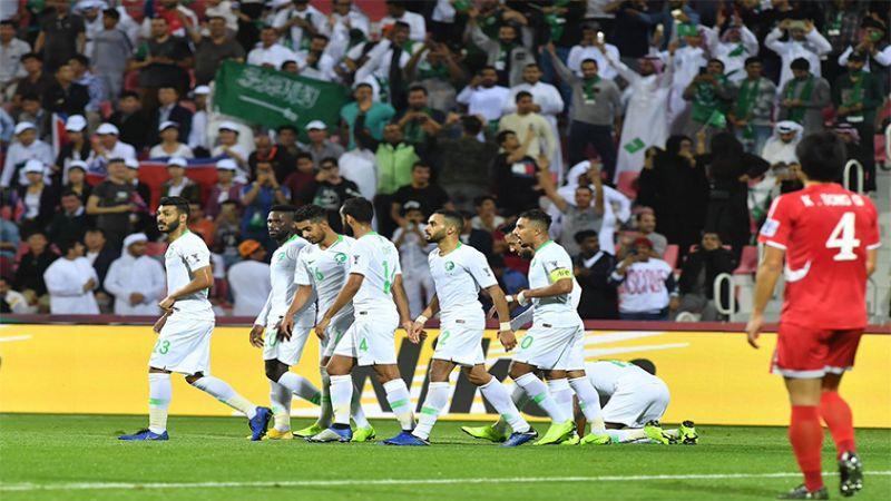 كأس آسيا: المنتخب السعودي يفوز على كوريا الشمالية