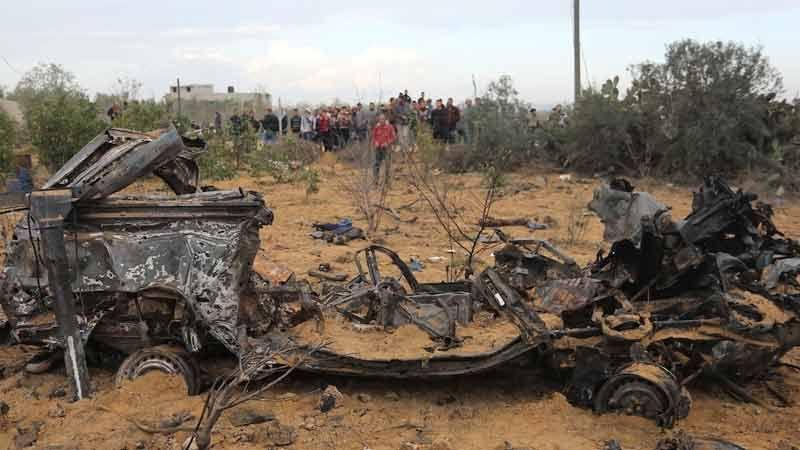 داخلية غزة تعتقل 45 عميلًا متورّطين في عملية خانيونس