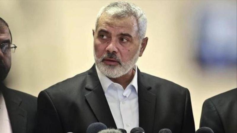 """""""حماس"""" تعلن تأجيل زيارة هنية لموسكو والقاهرة تدخل على خط الخلاف مع """"فتح"""""""