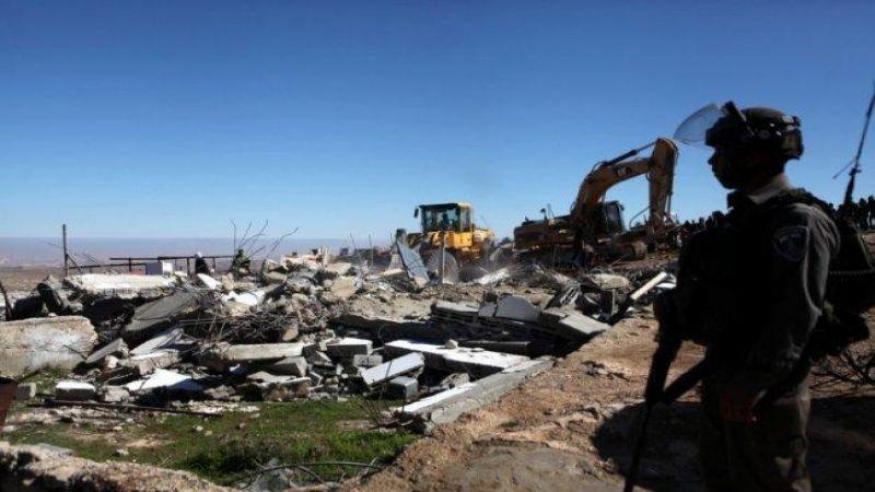 الاحتلال يعتقل 9 فلسطينيين بالضفة الغربية ويهدم منشآت في بيت اكسا غرب القدس