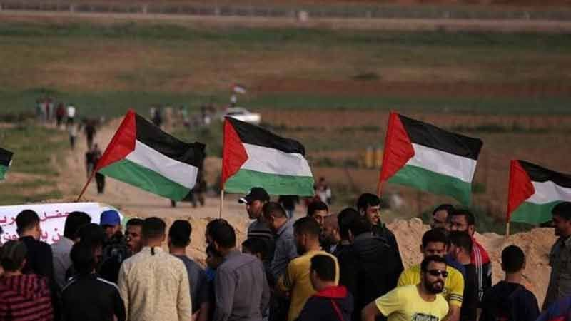 الهيئة الوطنية لمسيرات العودة: الشعب الفلسطيني لن يخضع لابتزاز الاحتلال
