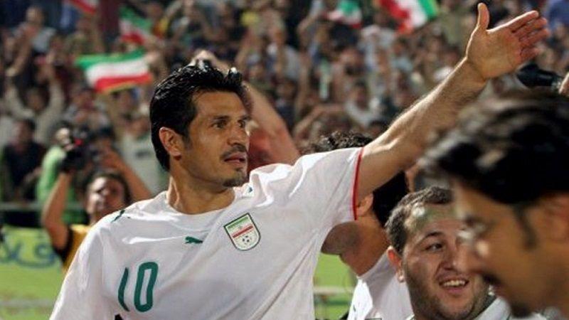 علي دائي افضل هداف في تاريخ بطولة كأس آسيا