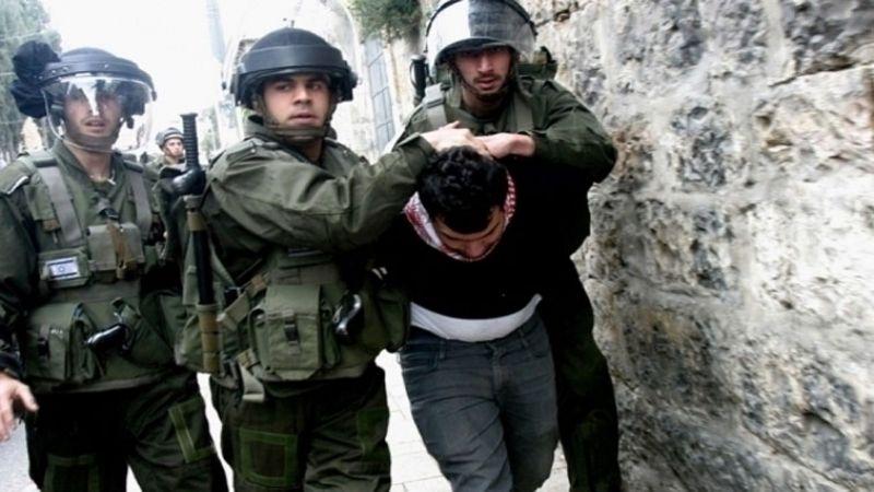 الاحتلال يعتقل 11 فلسطينيًا ويهدم مسكنًا في أريحا