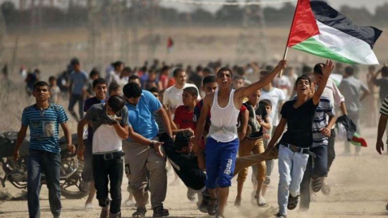 استشهاد فلسطيني وإصابة 14 آخرين برصاص الاحتلال في غزة