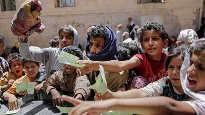 الأمم المتحدة: 56 مليون شخص بالعالم بحاجة للمساعدات الغذائية العاجلة
