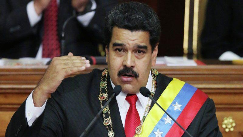 مادورو يتحدّى واشنطن ويتعهّد بحماية مصالح فنزويلا