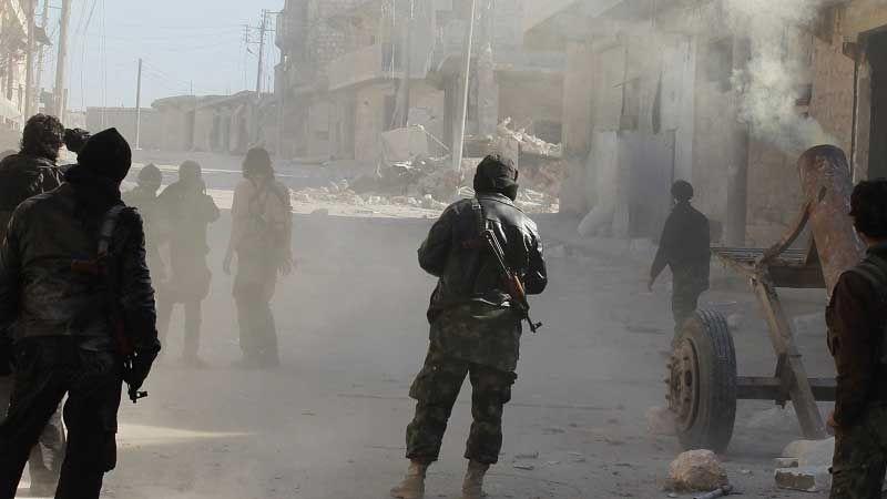"""""""النصرة"""" تصعّد في وجه الفصائل المسلحة شمال سوريا وتركيا تتفرج"""