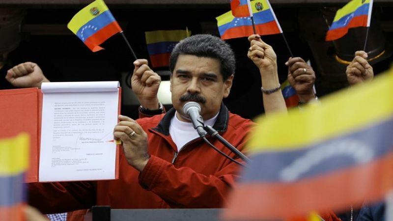 مادورو يؤكد أن ترامب أعطى أمراً لحكومة كولومبيا ومافياتها لاغتياله
