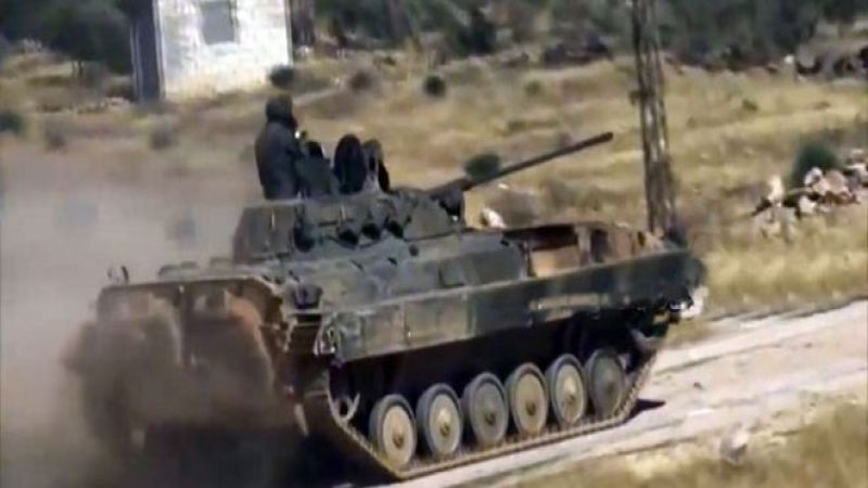 الجيش السوري يحبط محاولات تسلل مسلّحين ويرد على اعتداءاتهم بريفي حماة وإدلب