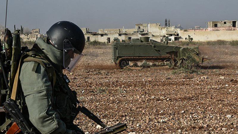 مكتب أممي لنزع الألغام في سوريا