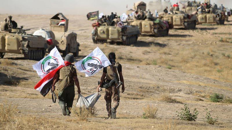 """عملية عسكرية عراقية مرتقبة لضرب """"داعش"""" داخل سوريا"""