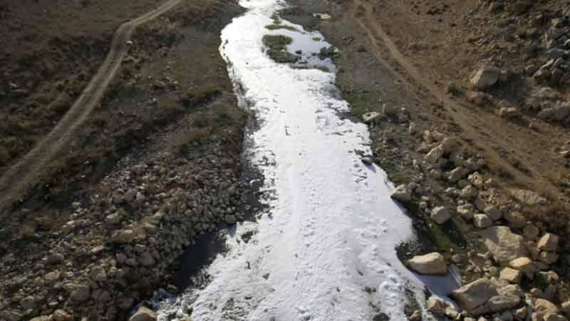 """تلويث الليطاني: حكم قضائي يكرس مفهوم """"الجريمة المائية"""""""