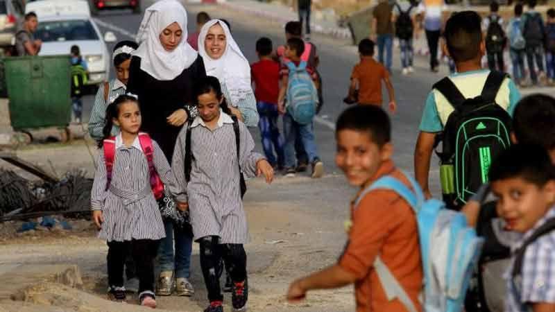 حملة صهيونية جديدة تستهدف المنهاج الفلسطيني