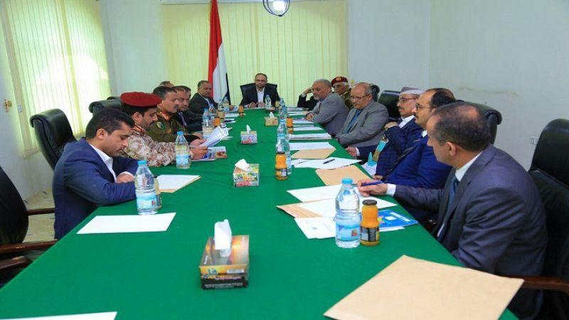 مجلس الدفاع الوطني اليمني: التصعيد في الحديدة يتنافض مع دعوات السلام