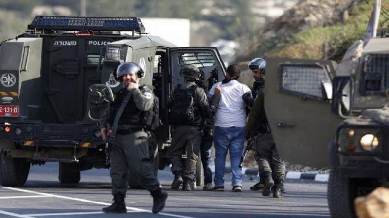 الاحتلال يعتقل 14 فلسطينيا في غزة والضفة 