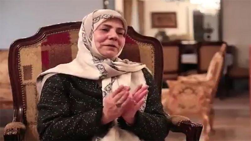 #أربعون_ربيعاً : الحاجة نهاد الحسيني تتحدث عن انتصار الثورة الإسلامية
