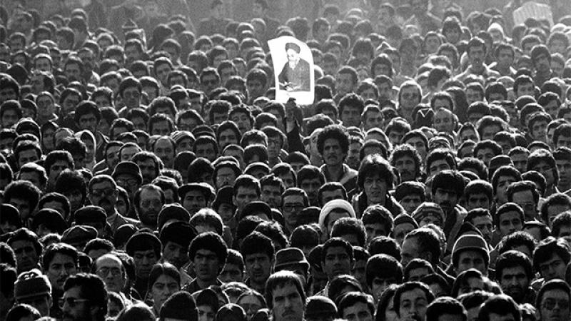 الثورة الاسلامية الإيرانية وتأثيرها على استراتيجيةَ واشنطن