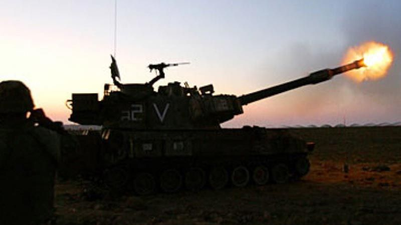 مدفعية الاحتلال تقصف موقعًا للمقاومة شرق خانيونس