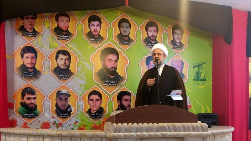 الشيخ قاووق: وصول حزب الله إلى وزارة الصحة أسقط الفيتو الأميركي