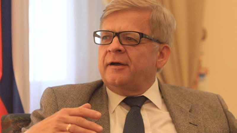 زاسيبكين: نتشاطر مع لبنان الرأي حيال عدم ربط عودة النازحين بالتسوية في سوريا