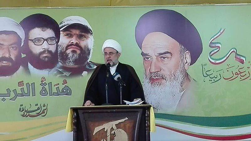 الشيخ قاووق: الثورة الإسلامية دفنت أحلام العدو الكبرى