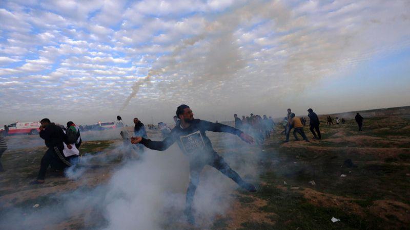 غزة: استئناف ادوات مسيرات العودة الخشنة لتنصّل الاحتلال من استحقاقات التهدئة