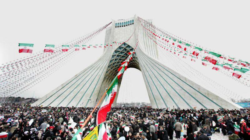#أربعون_ربيعاً: ملايين الايرانيين في الشوارع لإحياء أربعينية الانتصار ـ بالصور