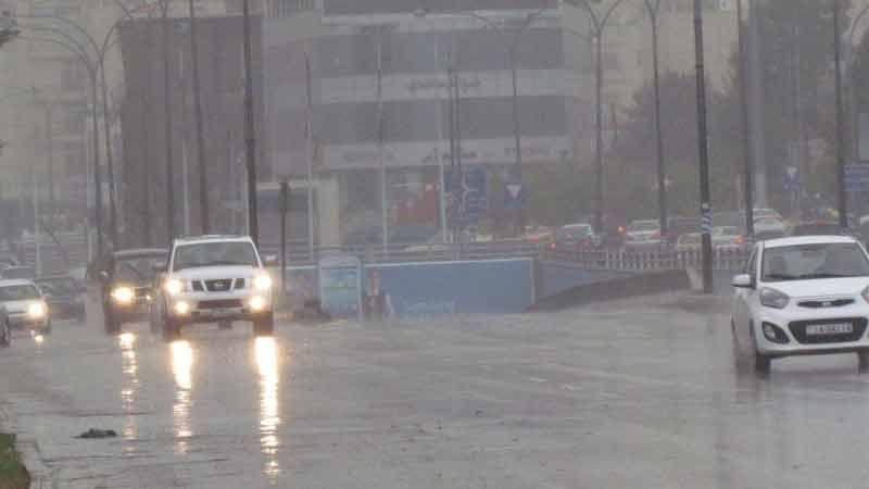 طقس لبنان بارد وماطر غدًا