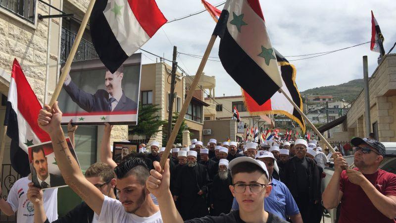 أهالي الجولان المحتل: متمسّكون بهويتنا ووطننا السوري
