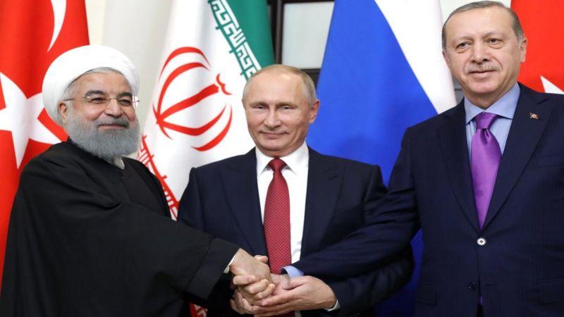 قمة سوتشي الثلاثية.. دفع جديد لعملية التسوية في سوريا