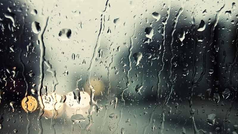 الأمطار والعواصف الرعدية مستمرة حتى نهاية الأسبوع