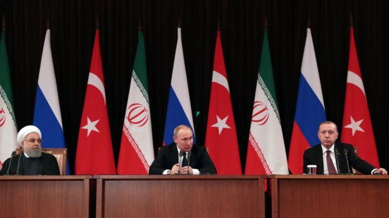 قمة سوتشي بين ضامني أستانة.. ترقبٌ سوري لنتائج المسار السياسي على الأرض