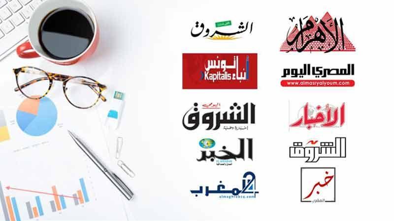صحف مصر والمغرب العربي: السيسي في ميونيخ.. واحتجاجات في تونس