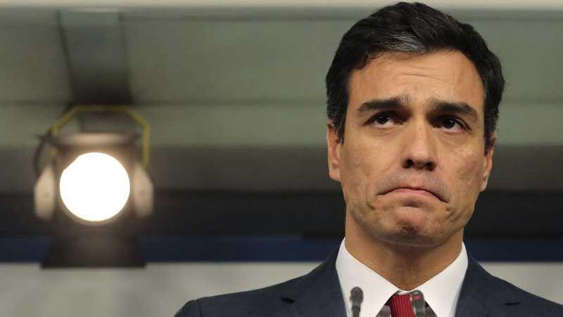 سانشيز يدعو لانتخابات مبكرة في اسبانيا