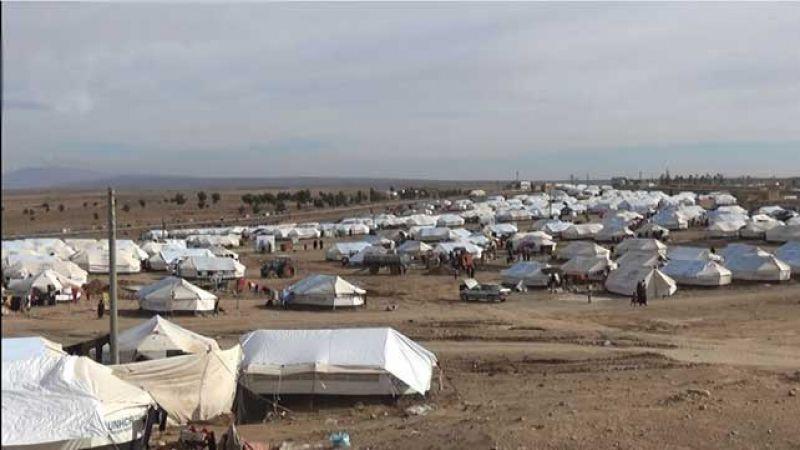 """مخيم """"الهول"""" لعائلات """"داعش"""" في الحسكة: مدرسة أمريكية لصناعة الارهاب"""