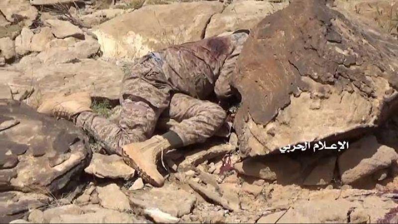 قتلى للعدوان في عمليات للجيش اليمني على مواقع بالبيضاء والجوف وتعز